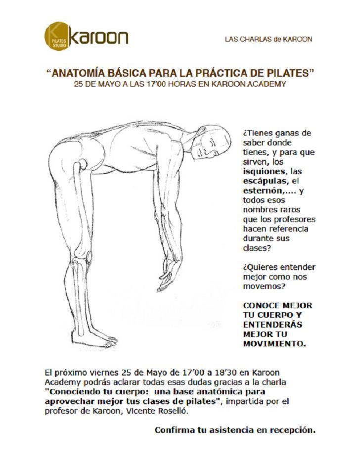Blog de Karoon Pilates Estudios | salud y pilates